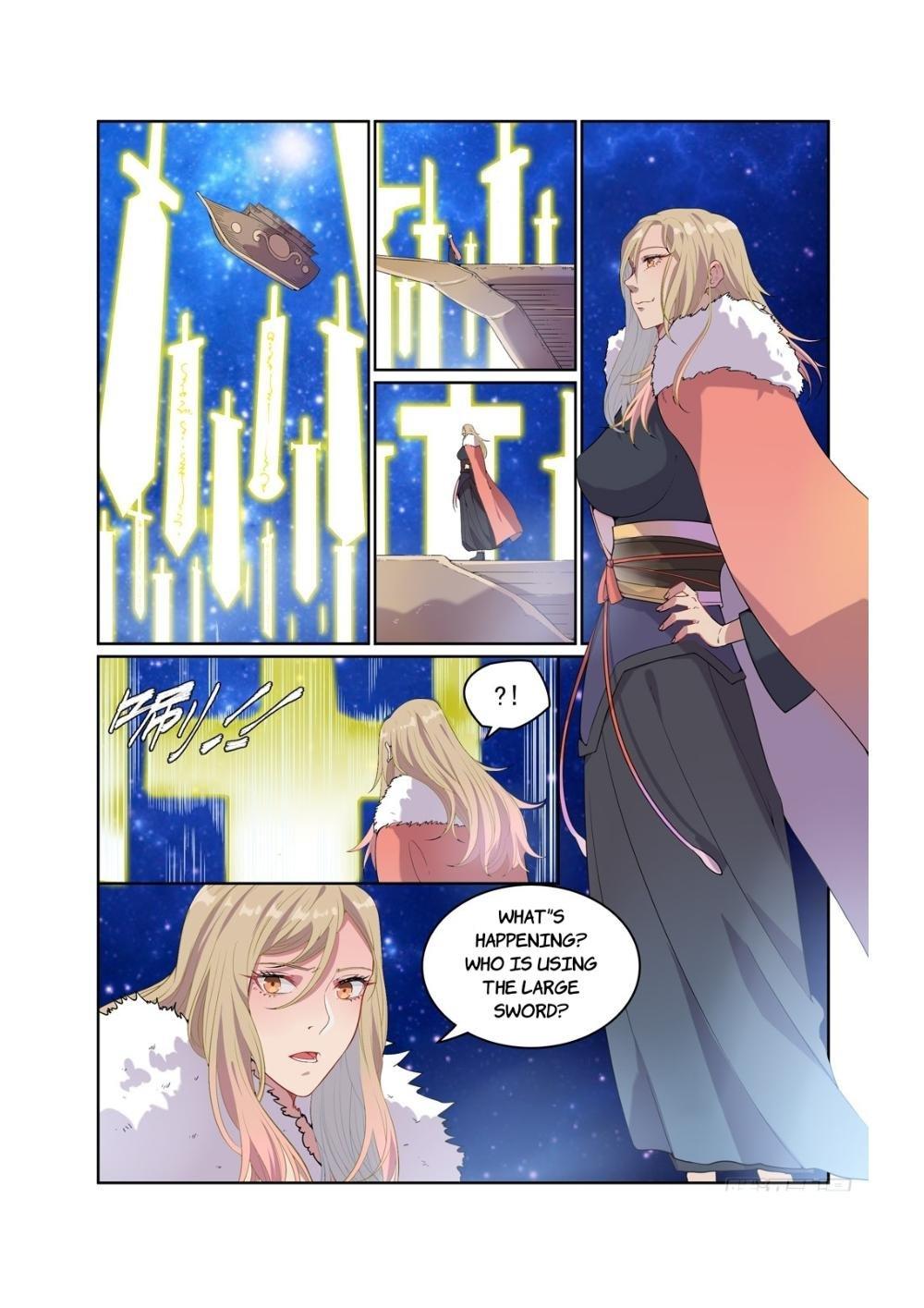 Manga Apotheosis - Chapter 478 Page 16