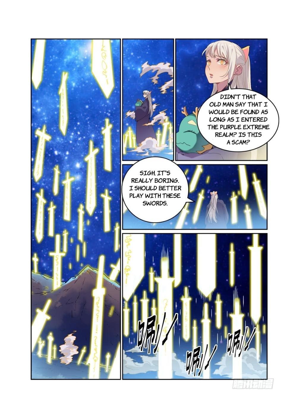 Manga Apotheosis - Chapter 478 Page 15