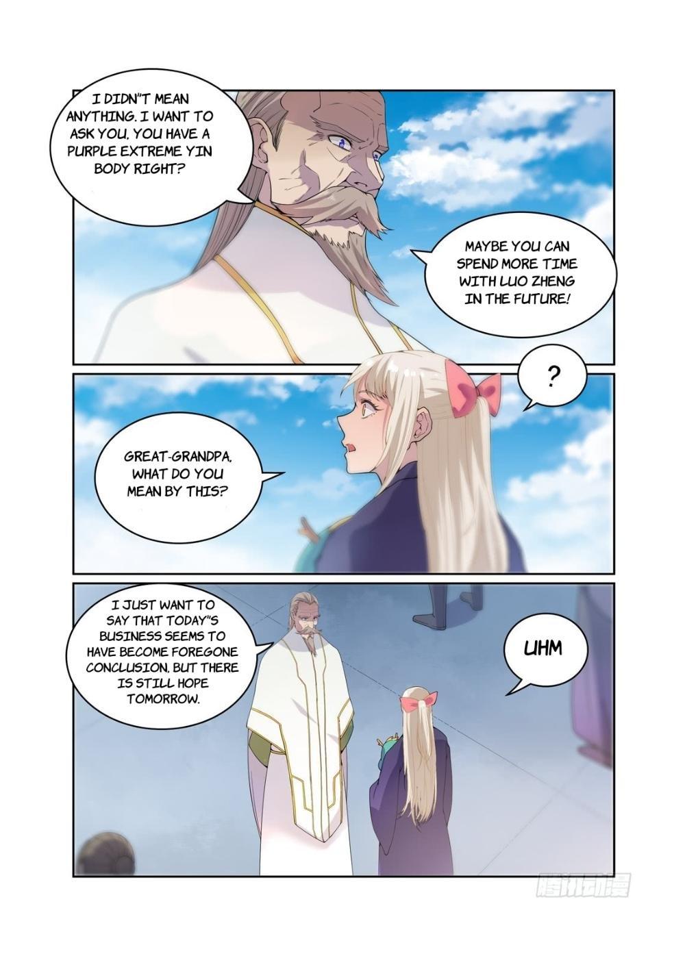Manga Apotheosis - Chapter 478 Page 3