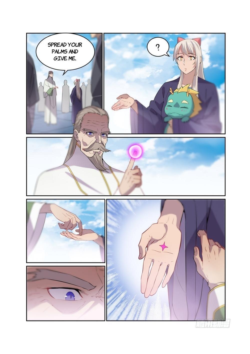 Manga Apotheosis - Chapter 478 Page 7