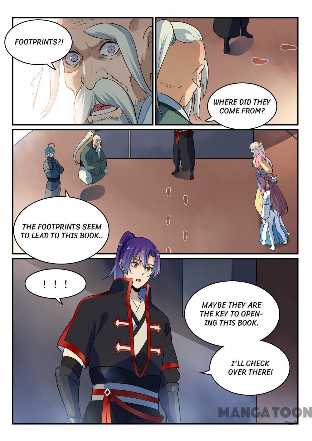 Manga Apotheosis - Chapter 490 Page 11