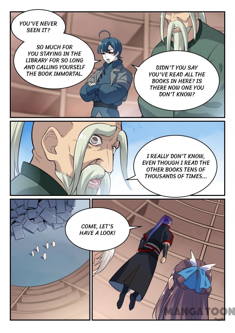 Manga Apotheosis - Chapter 490 Page 1