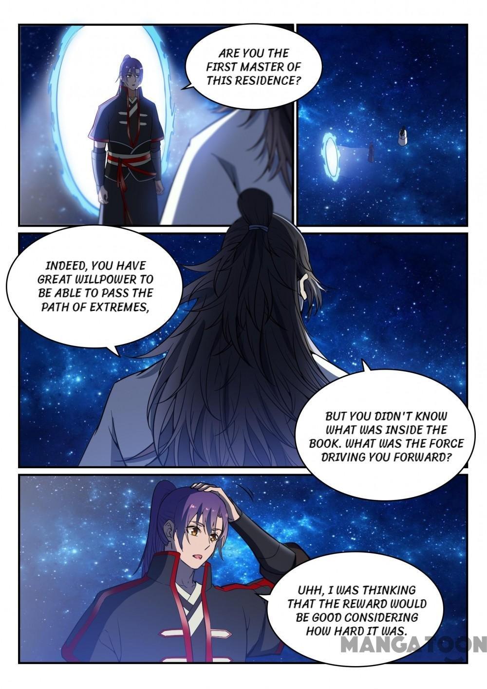 Manga Apotheosis - Chapter 491 Page 11