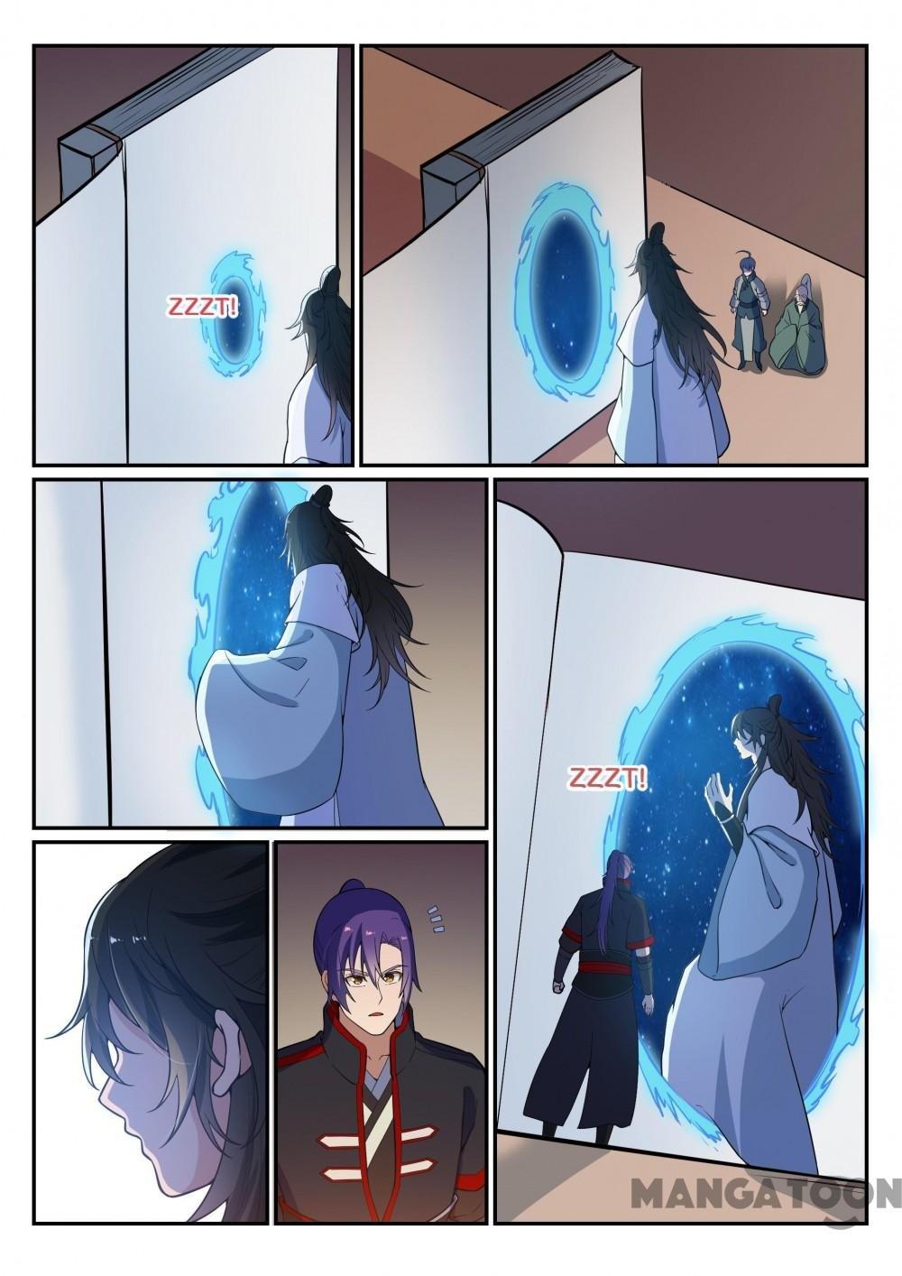 Manga Apotheosis - Chapter 491 Page 9