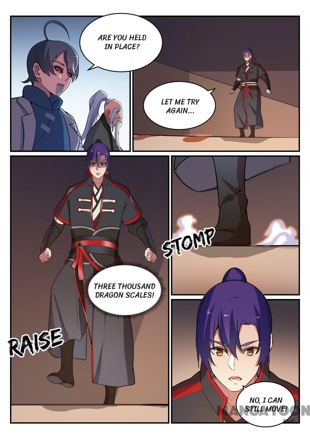 Manga Apotheosis - Chapter 491 Page 1