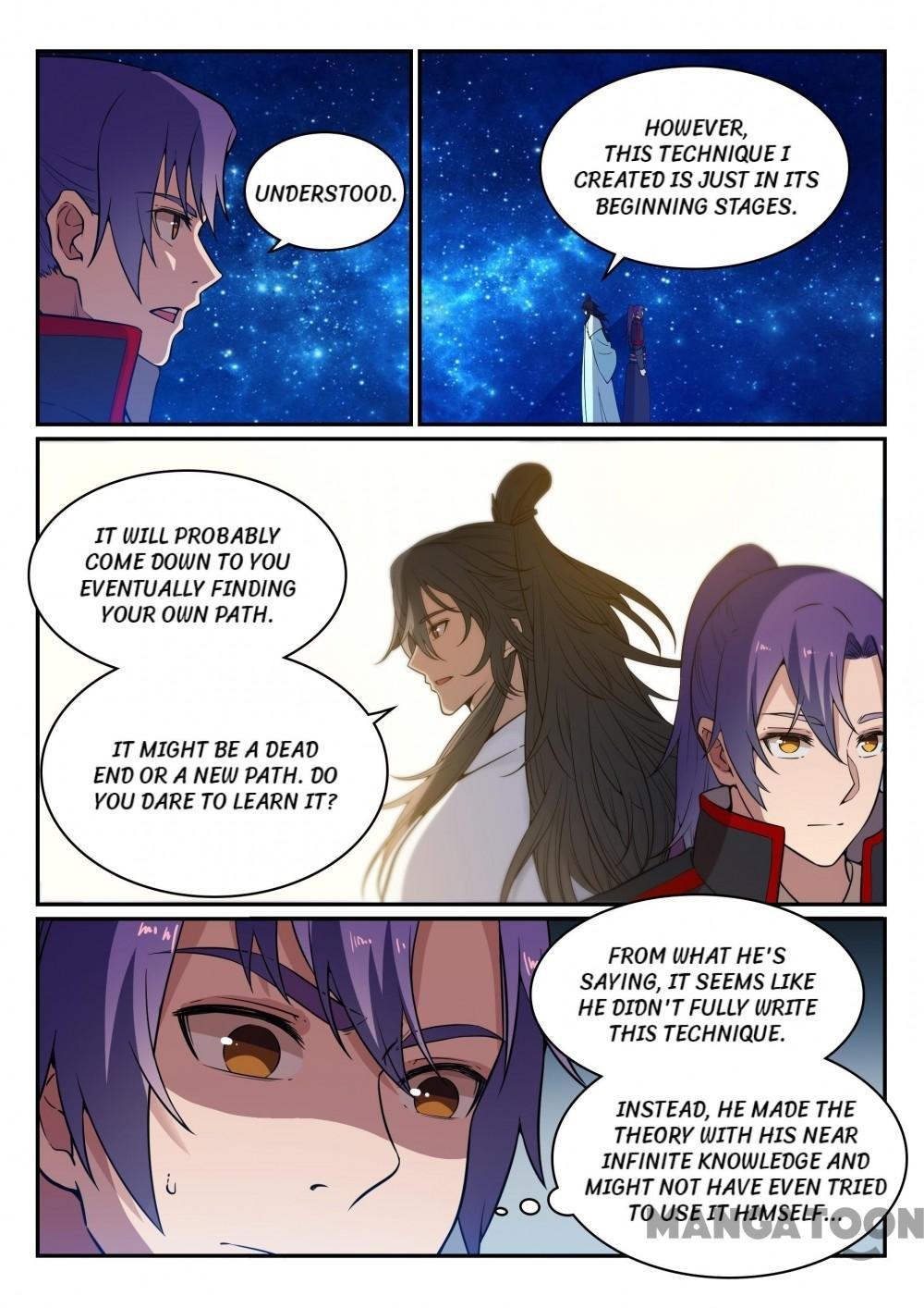 Manga Apotheosis - Chapter 491 Page 13