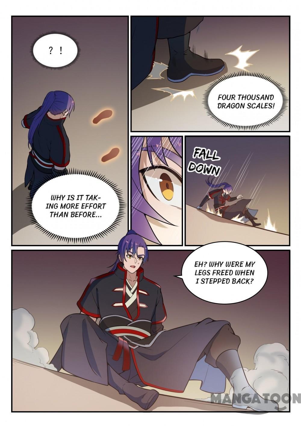 Manga Apotheosis - Chapter 491 Page 2