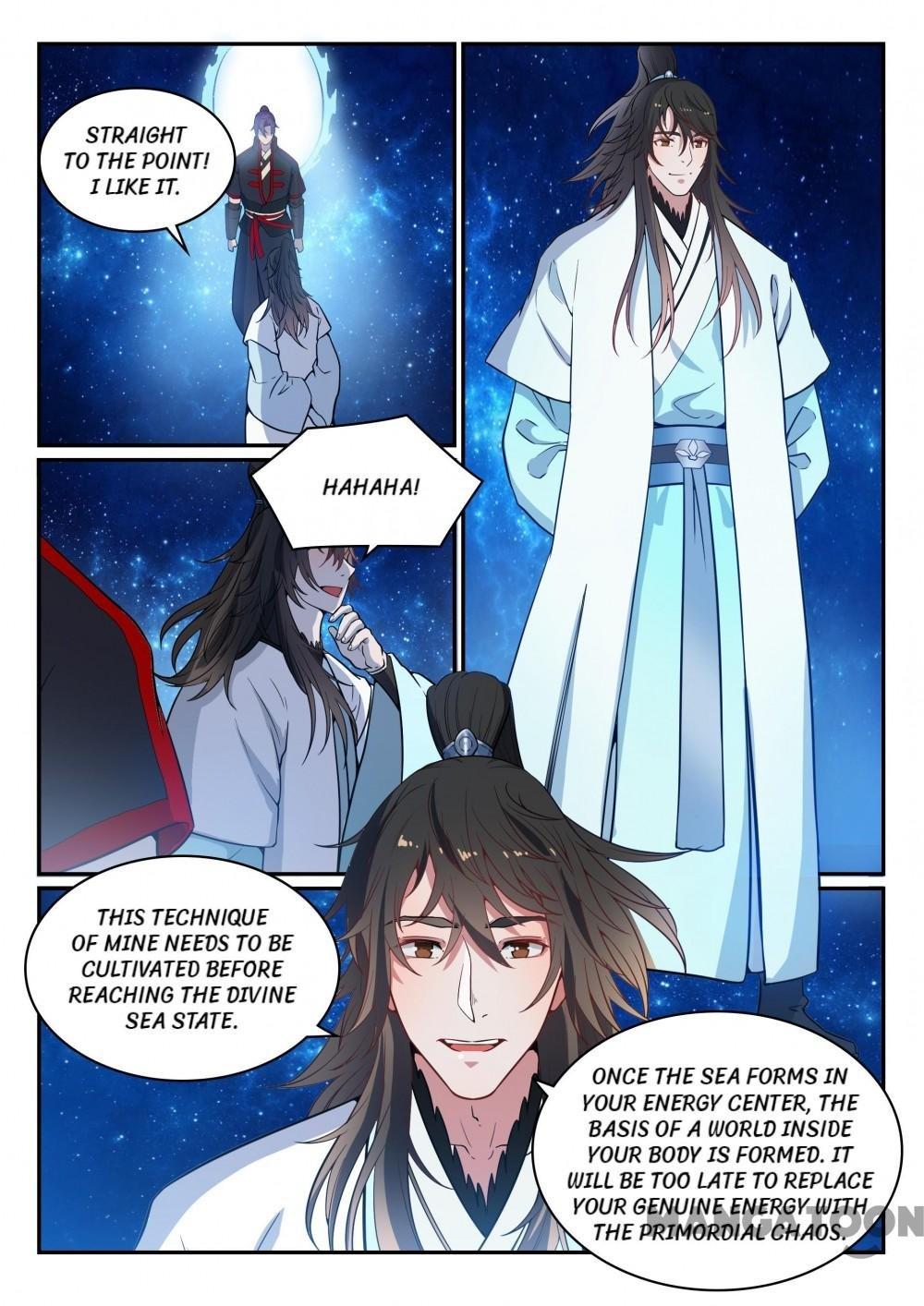 Manga Apotheosis - Chapter 491 Page 12