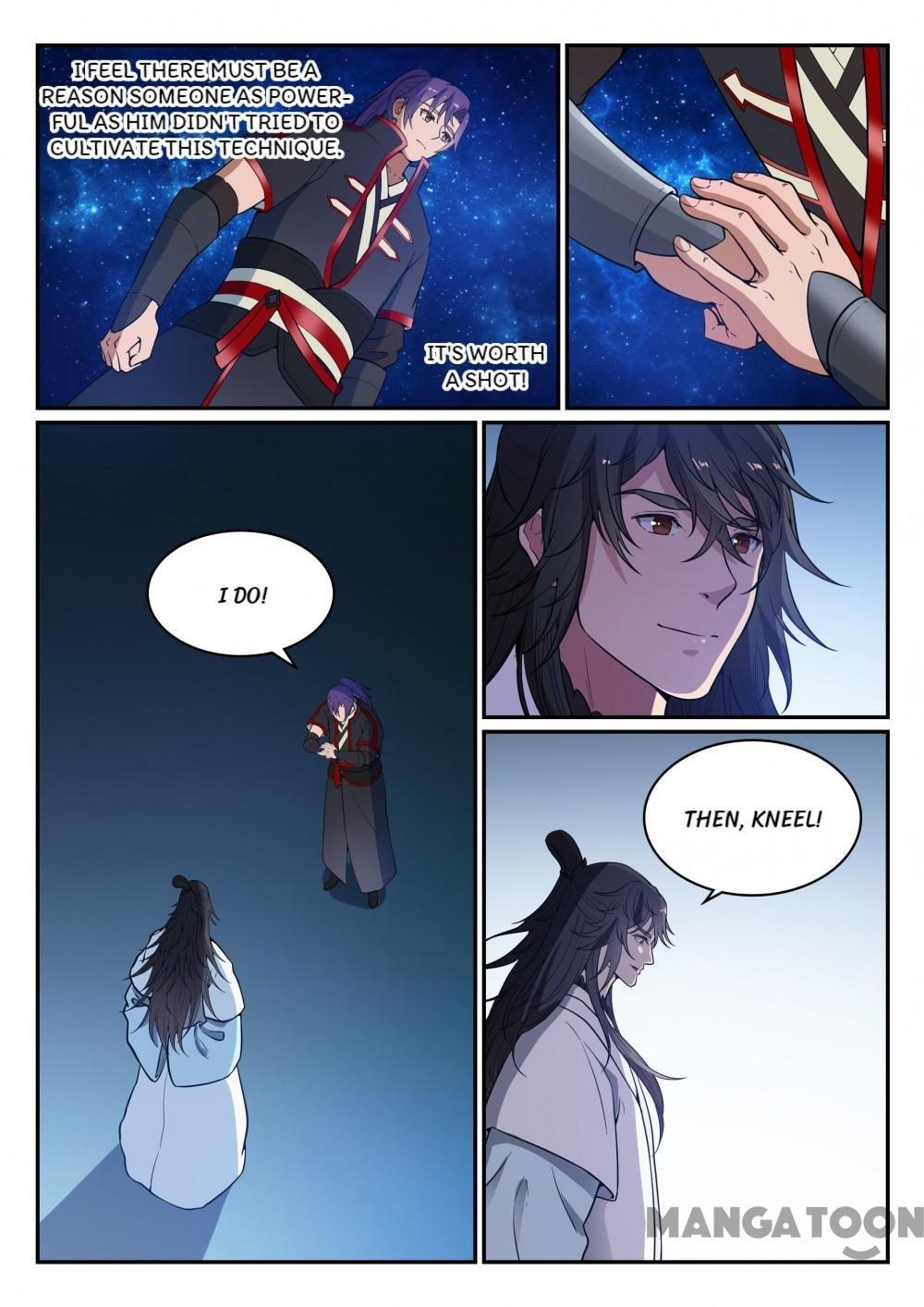 Manga Apotheosis - Chapter 491 Page 14