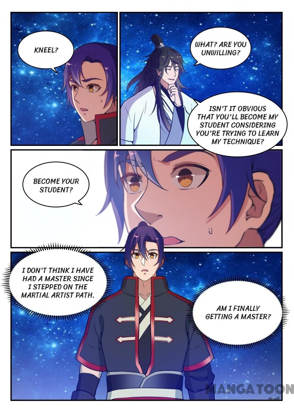 Manga Apotheosis - Chapter 491 Page 15