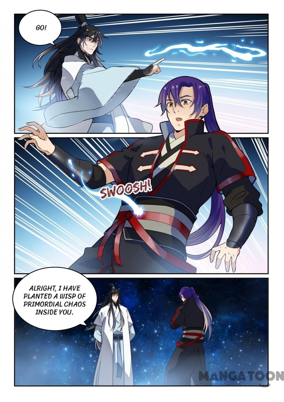 Manga Apotheosis - Chapter 492 Page 6
