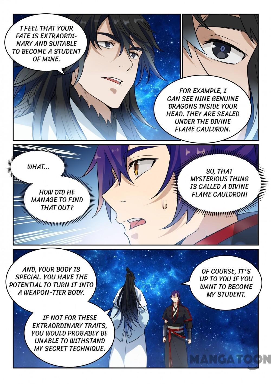 Manga Apotheosis - Chapter 492 Page 2