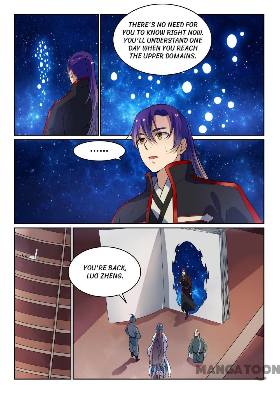Manga Apotheosis - Chapter 492 Page 10
