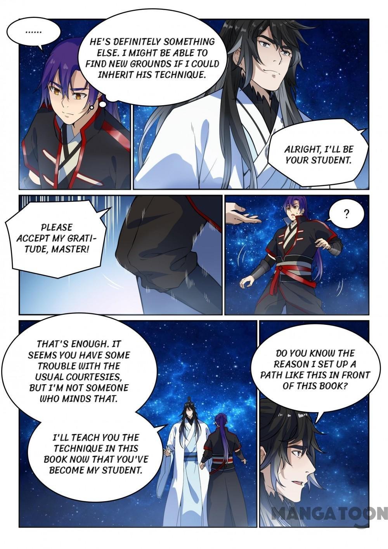 Manga Apotheosis - Chapter 492 Page 3
