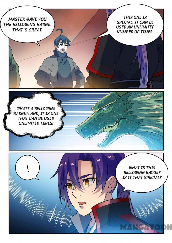 Manga Apotheosis - Chapter 492 Page 12