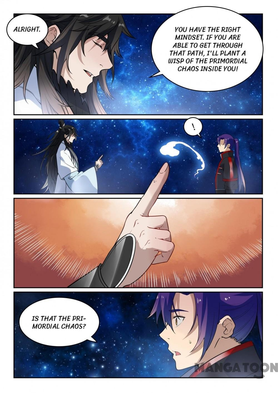 Manga Apotheosis - Chapter 492 Page 5