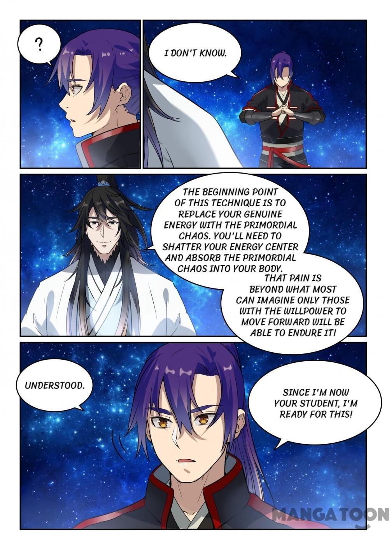 Manga Apotheosis - Chapter 492 Page 4