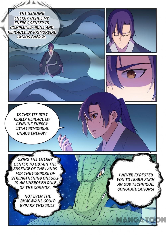 Manga Apotheosis - Chapter 493 Page 12