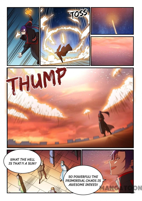 Manga Apotheosis - Chapter 493 Page 15