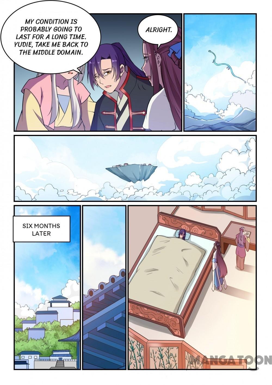 Manga Apotheosis - Chapter 493 Page 5
