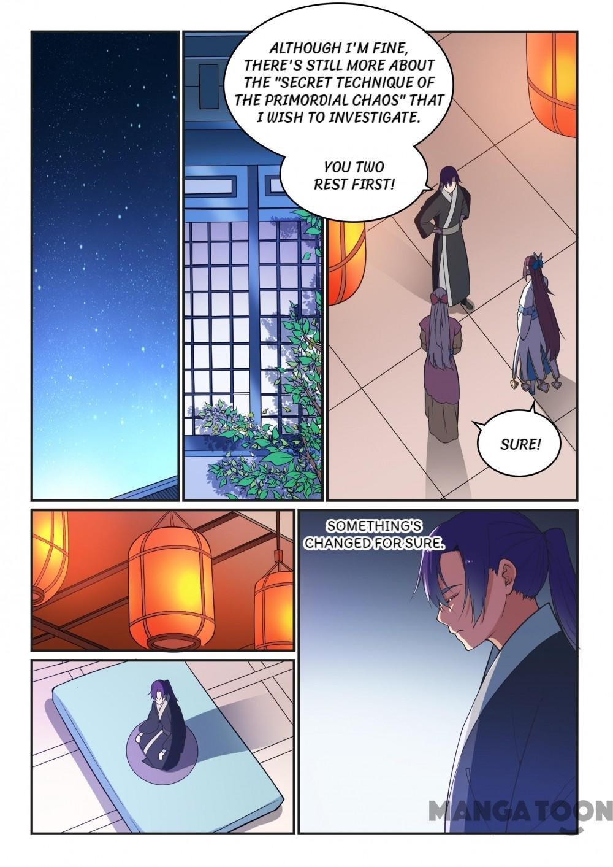 Manga Apotheosis - Chapter 493 Page 11