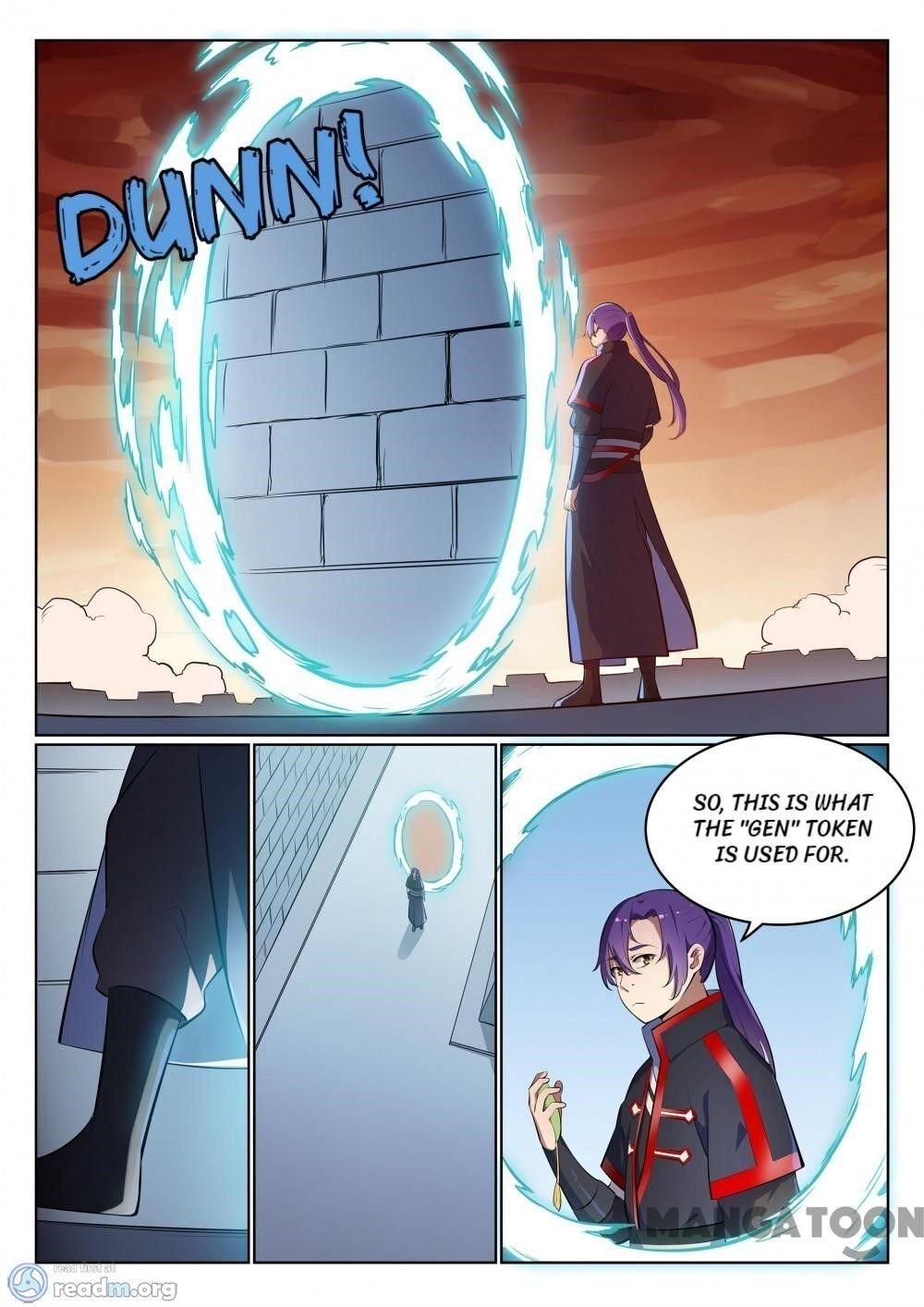 Manga Apotheosis - Chapter 494 Page 2