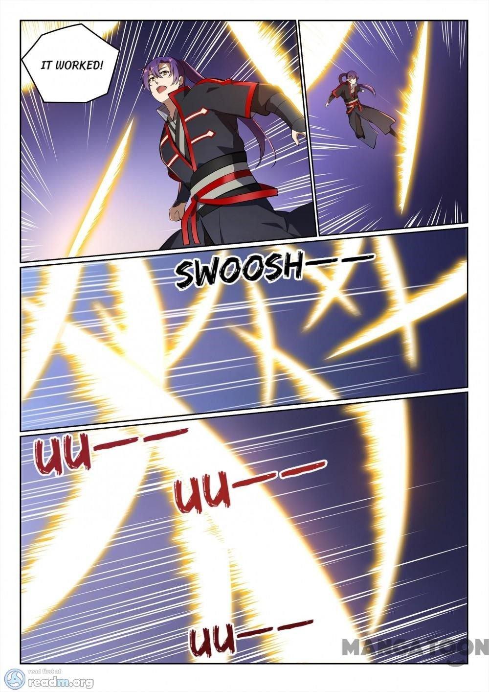 Manga Apotheosis - Chapter 494 Page 14