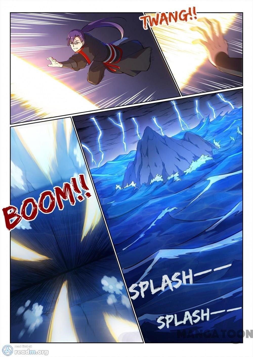 Manga Apotheosis - Chapter 494 Page 13