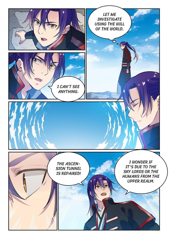 Manga Apotheosis - Chapter 495 Page 10