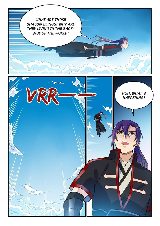 Manga Apotheosis - Chapter 495 Page 9