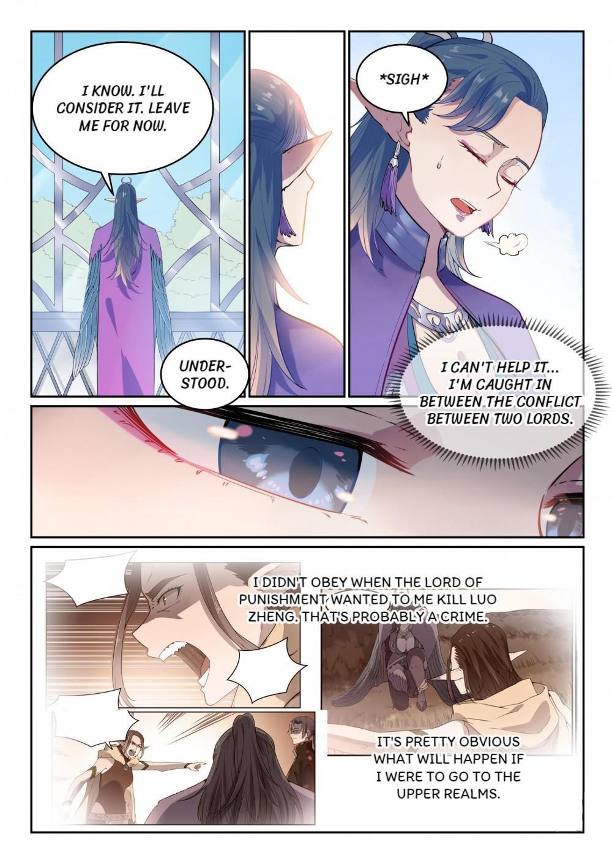 Manga Apotheosis - Chapter 495 Page 12