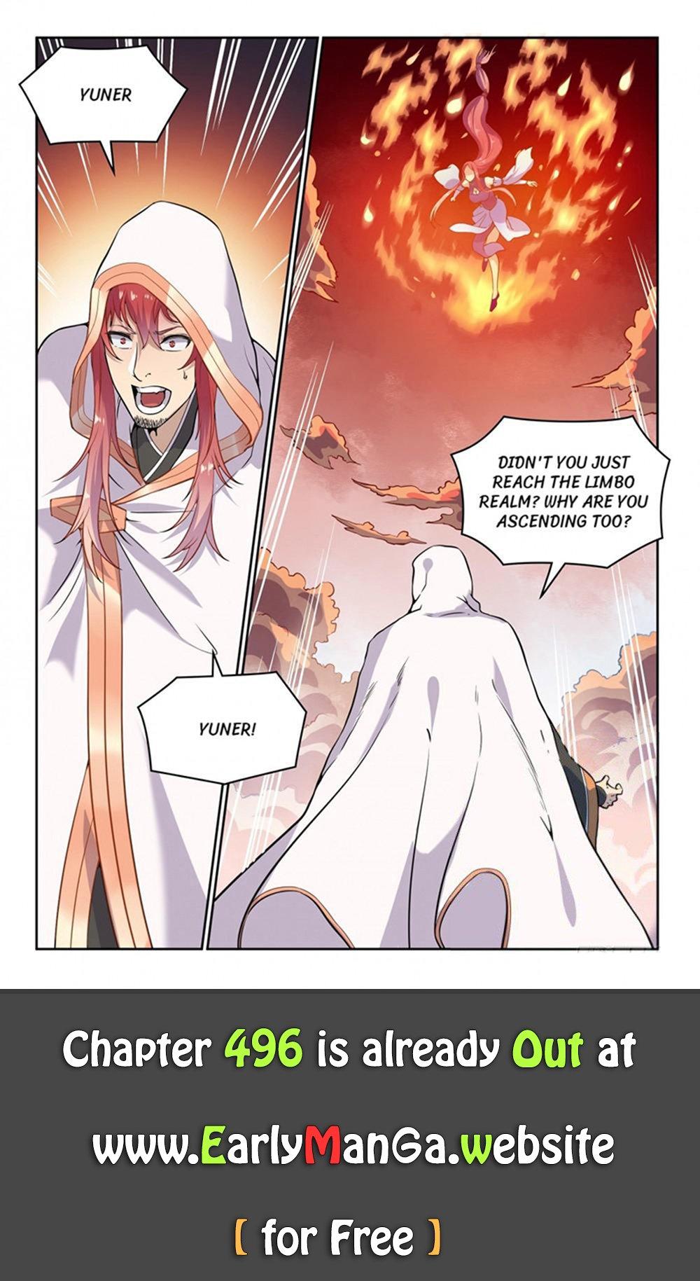 Manga Apotheosis - Chapter 495 Page 16