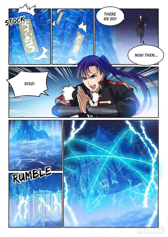 Manga Apotheosis - Chapter 495 Page 2