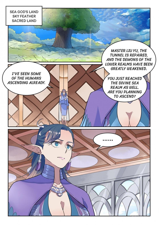 Manga Apotheosis - Chapter 495 Page 11