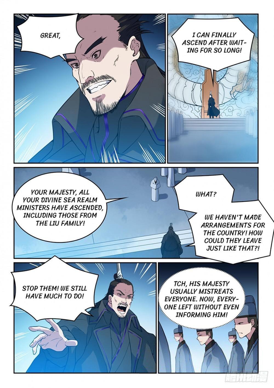 Manga Apotheosis - Chapter 495 Page 14