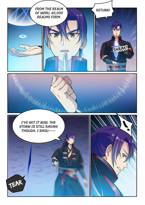 Manga Apotheosis - Chapter 495 Page 4