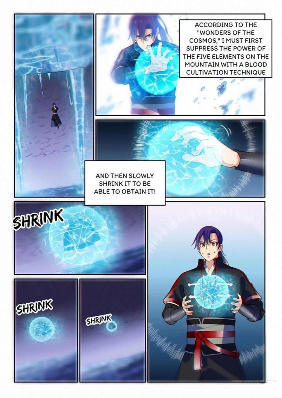 Manga Apotheosis - Chapter 495 Page 3
