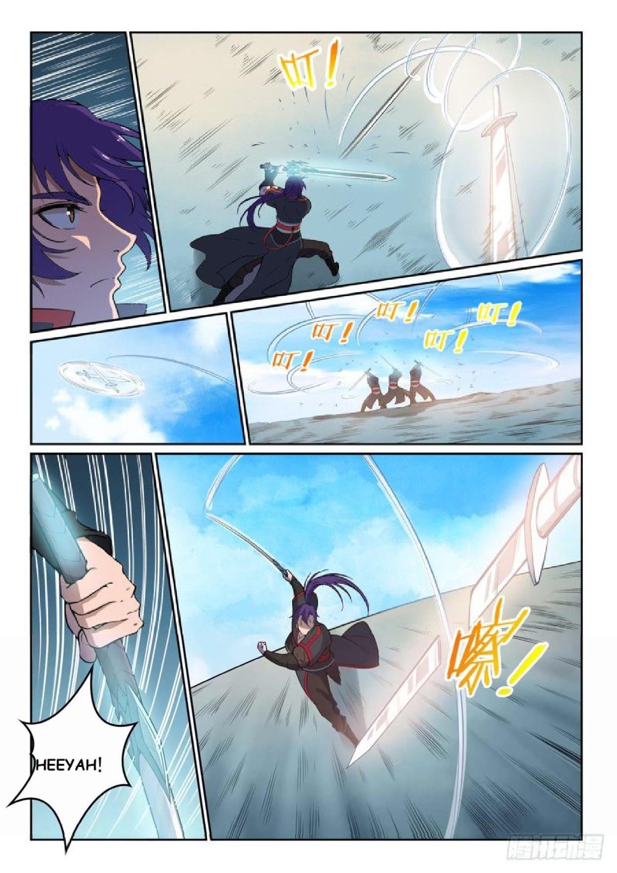 Manga Apotheosis - Chapter 524 Page 9