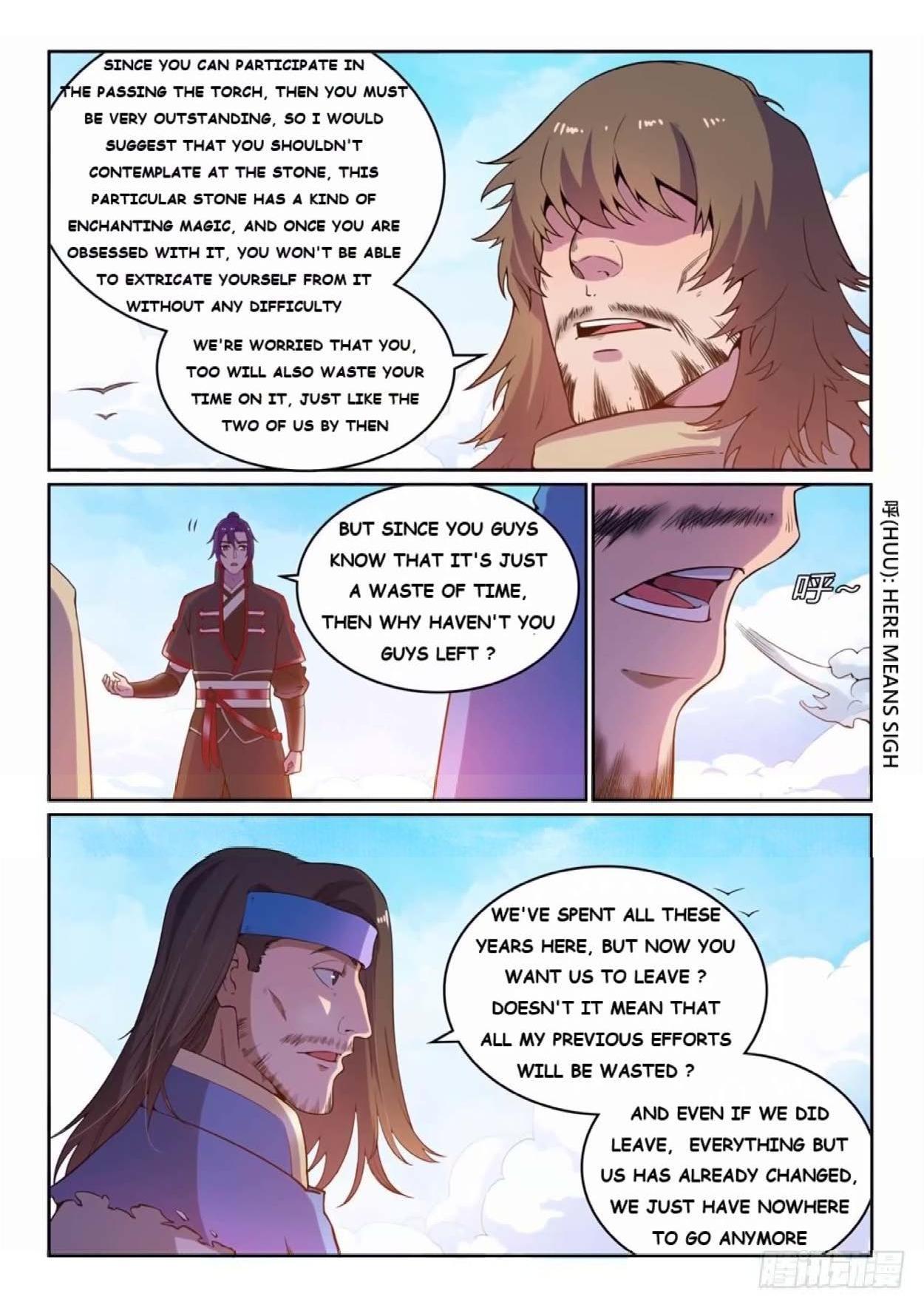 Manga Apotheosis - Chapter 524 Page 3