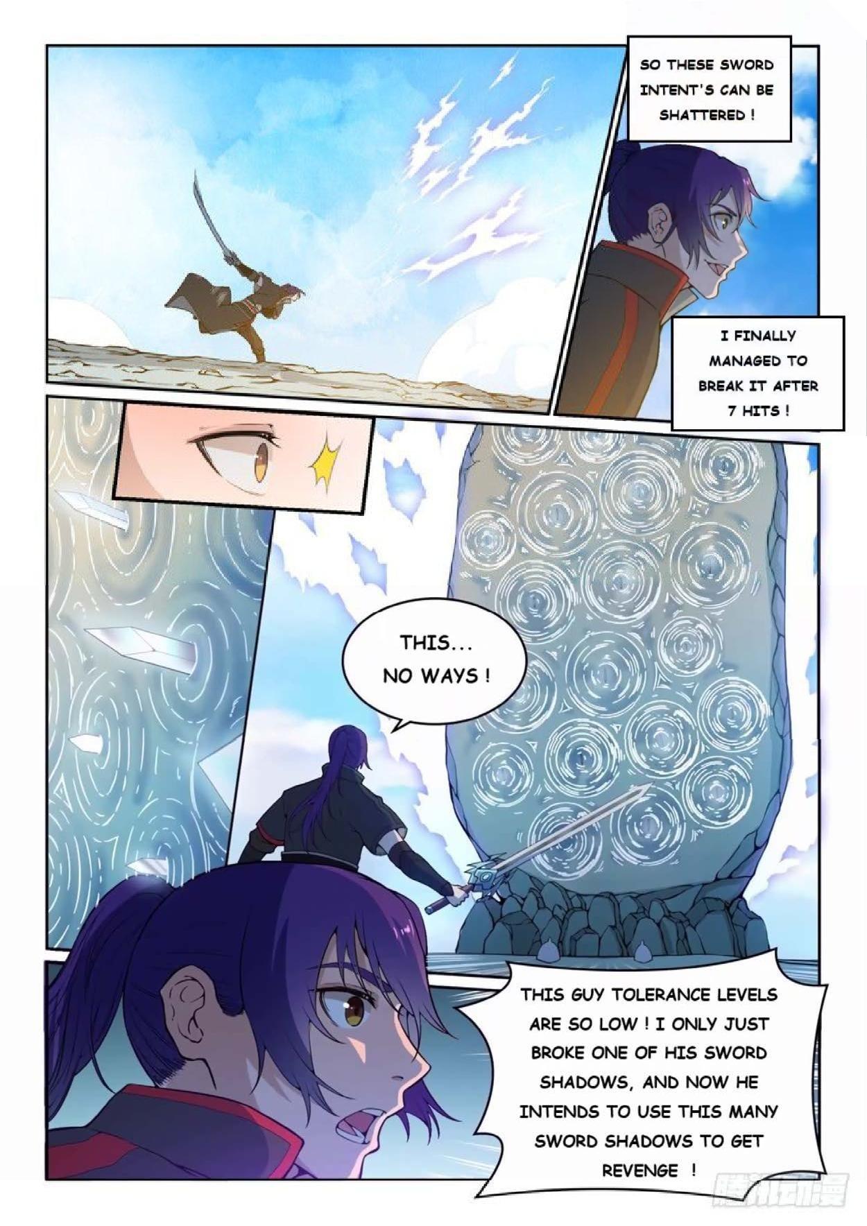 Manga Apotheosis - Chapter 524 Page 10