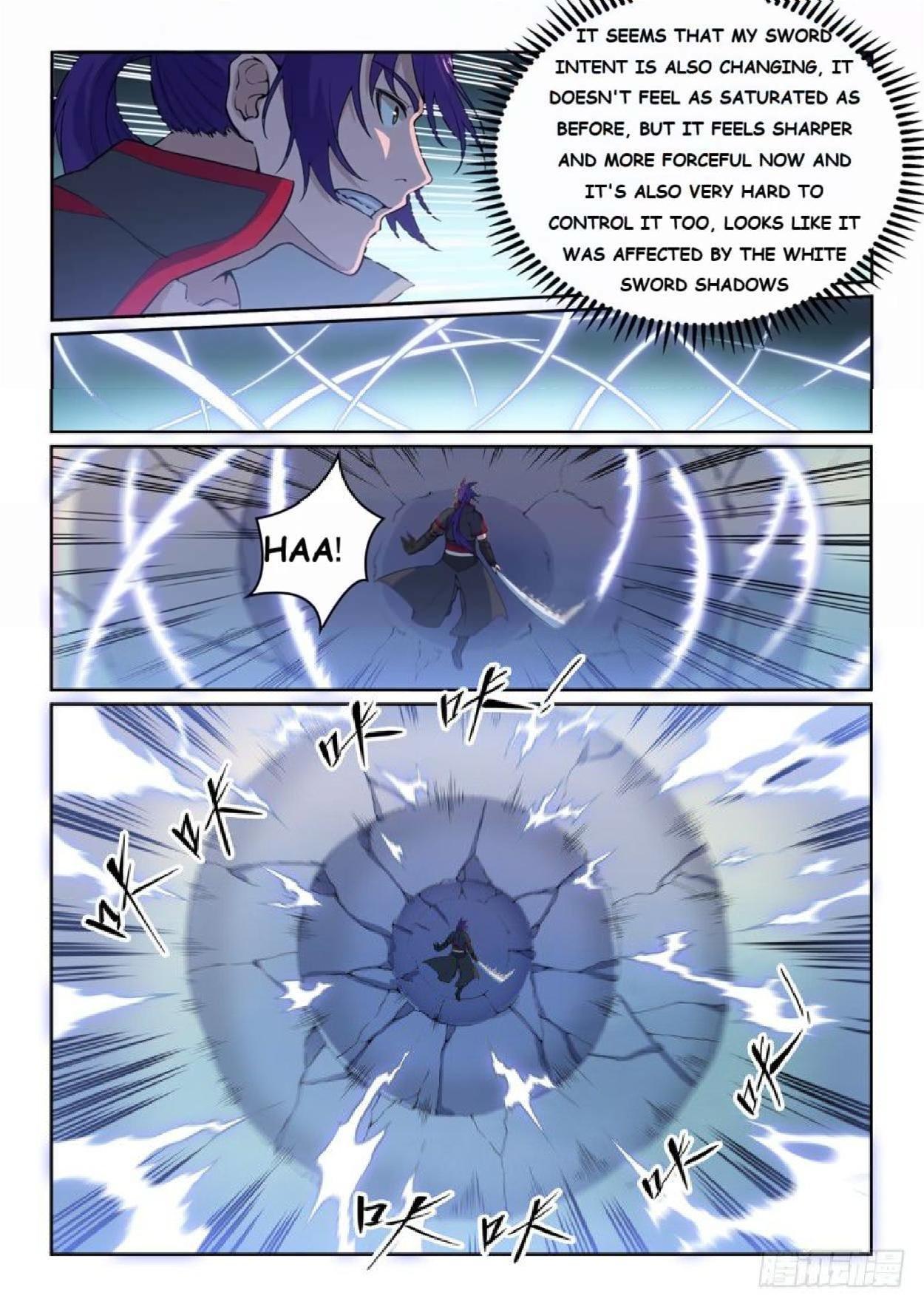 Manga Apotheosis - Chapter 524 Page 12