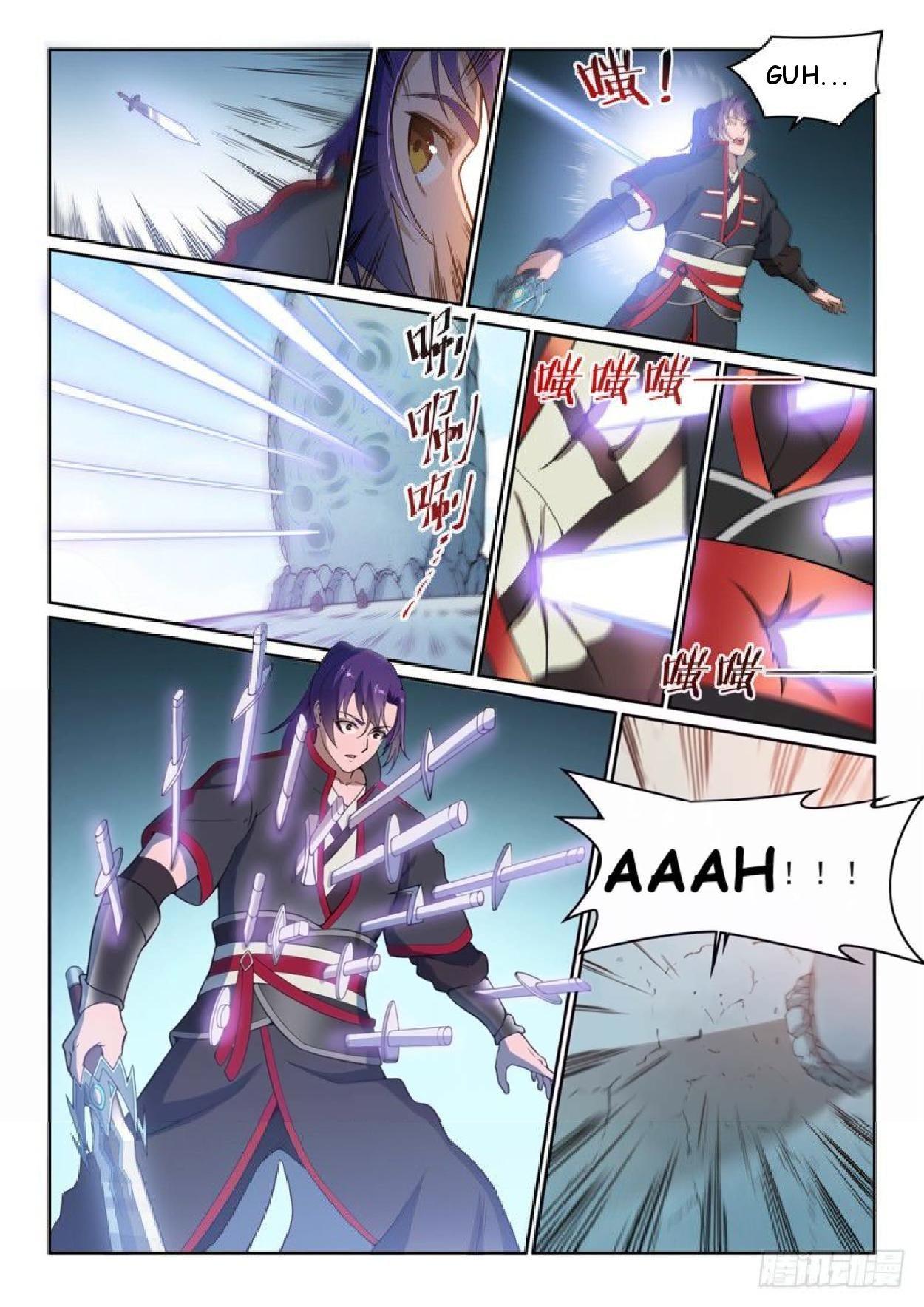 Manga Apotheosis - Chapter 524 Page 13