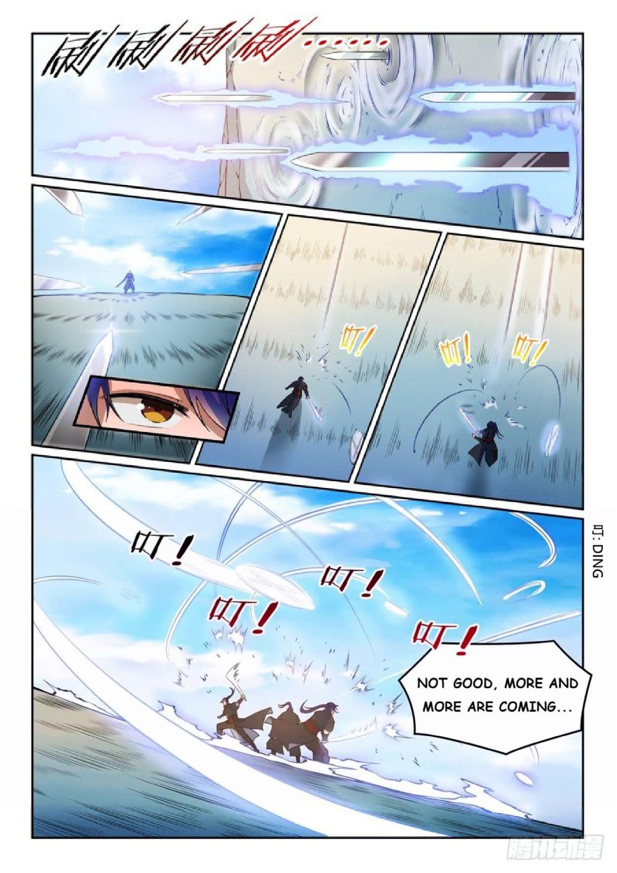 Manga Apotheosis - Chapter 524 Page 11