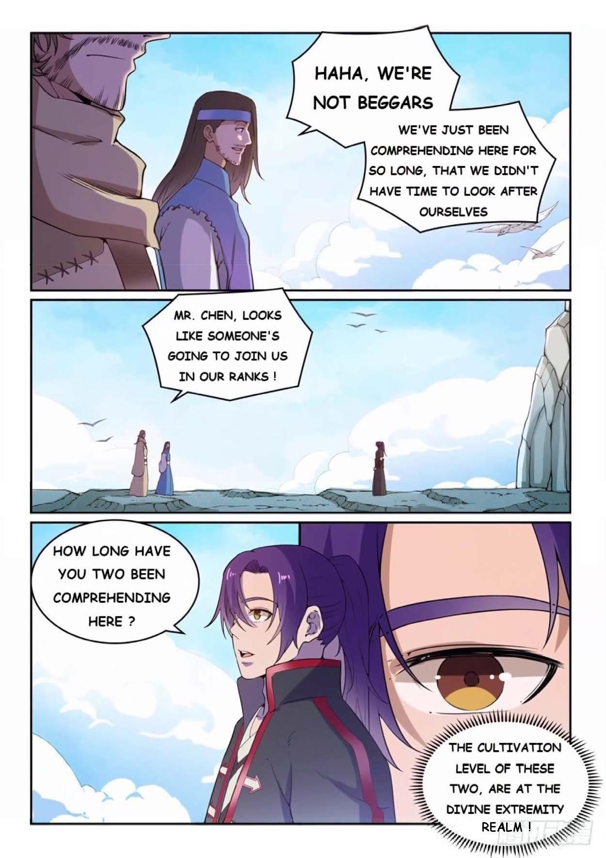Manga Apotheosis - Chapter 524 Page 1