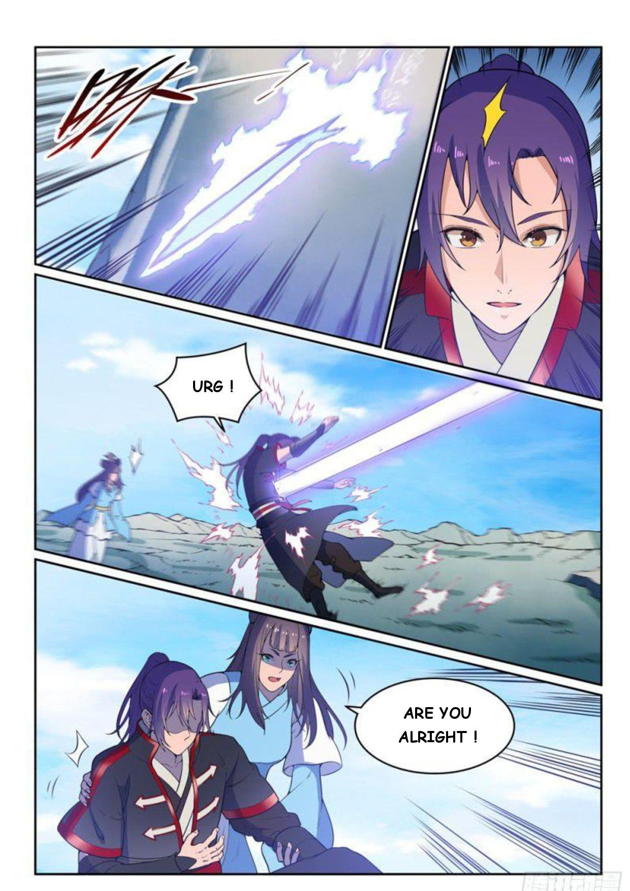 Manga Apotheosis - Chapter 523 Page 3