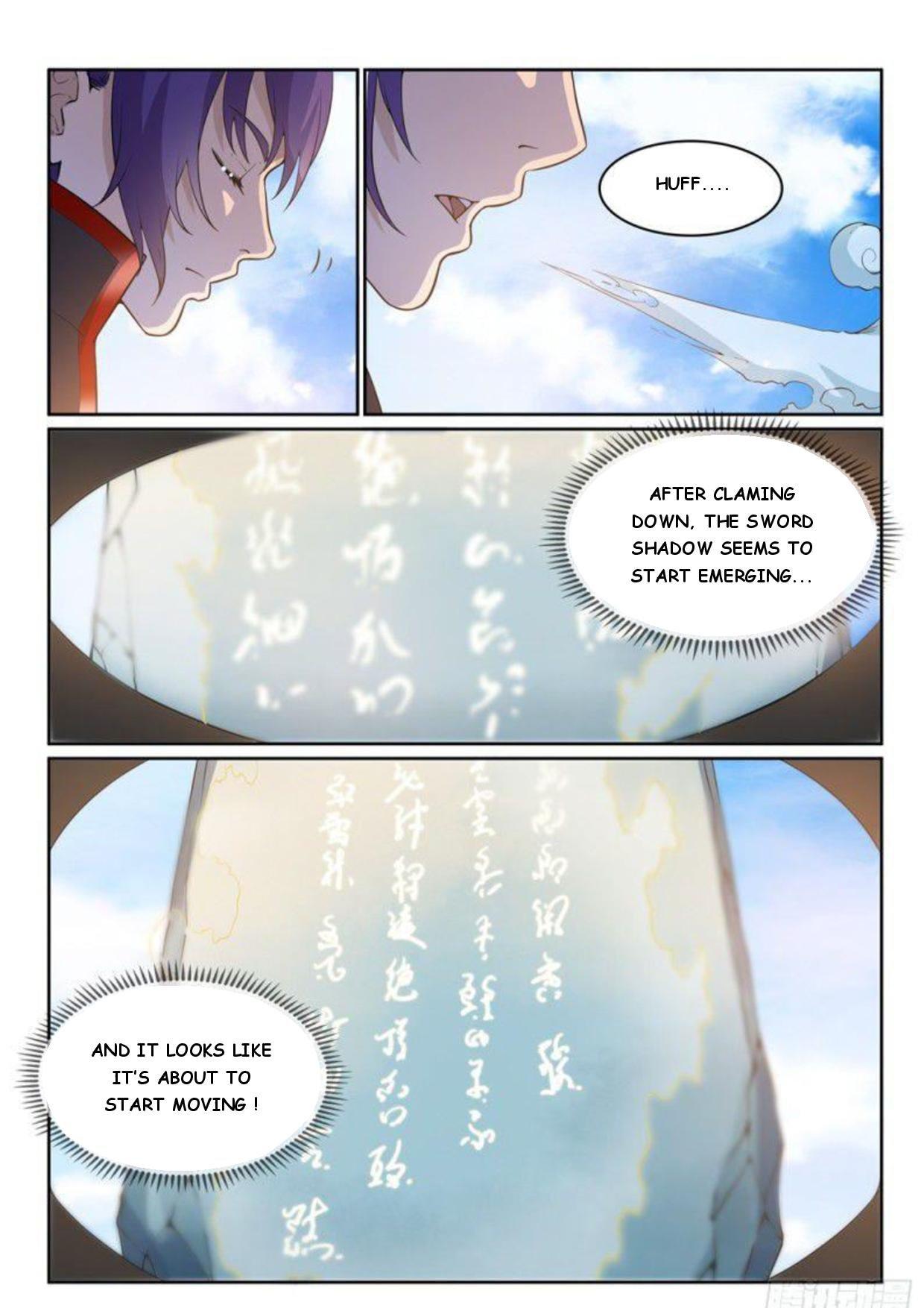 Manga Apotheosis - Chapter 523 Page 14
