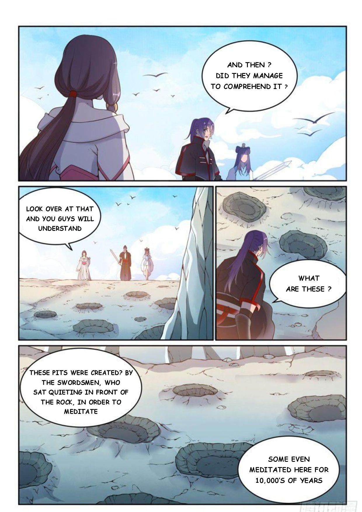 Manga Apotheosis - Chapter 523 Page 7