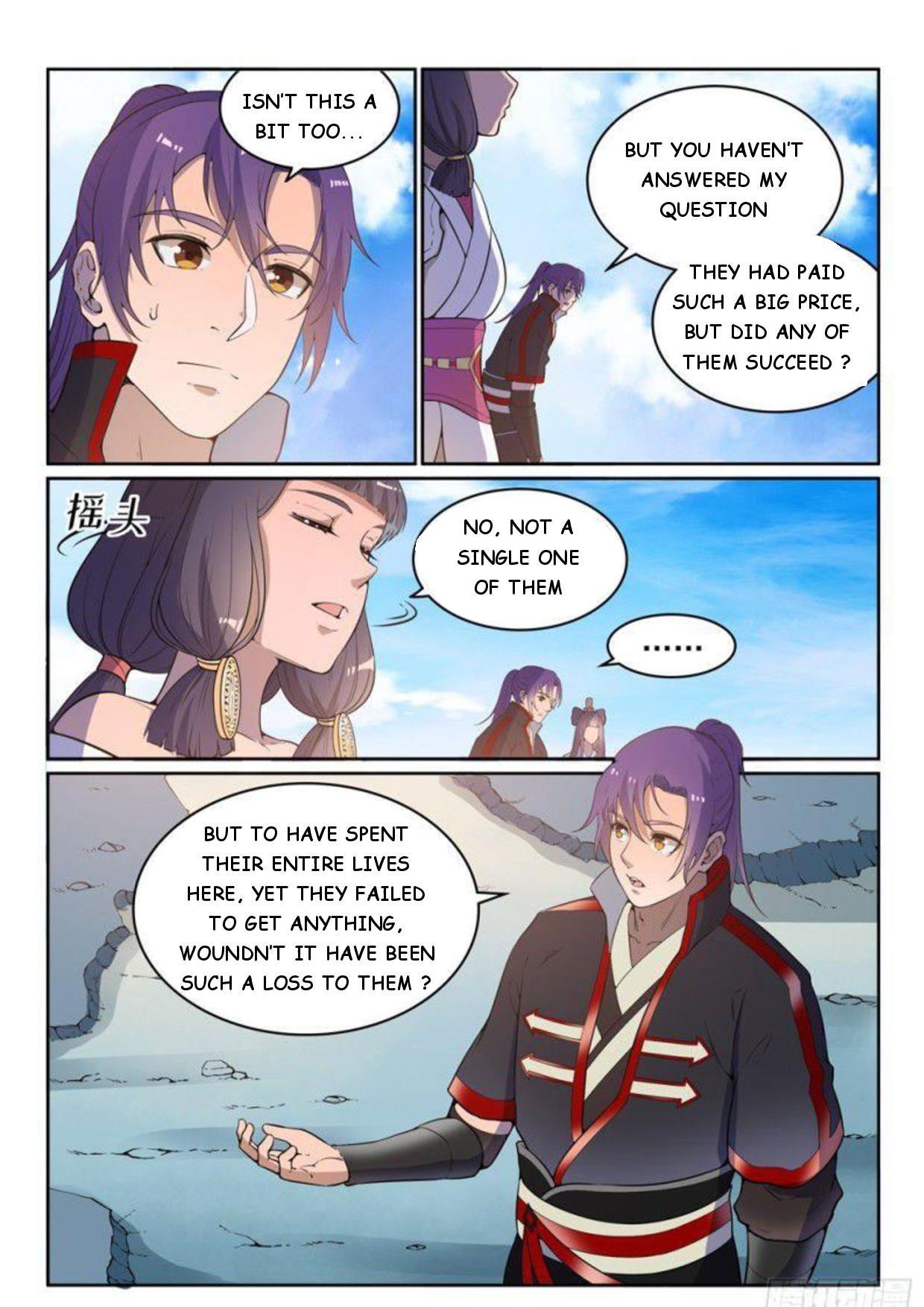 Manga Apotheosis - Chapter 523 Page 8