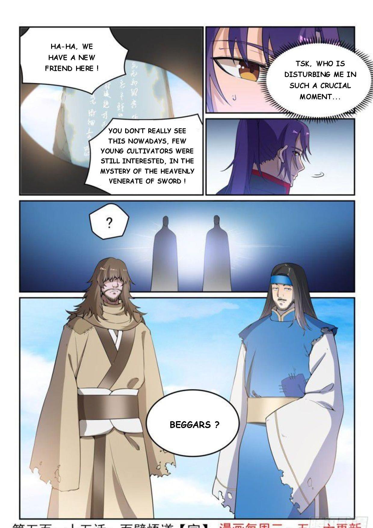 Manga Apotheosis - Chapter 523 Page 15