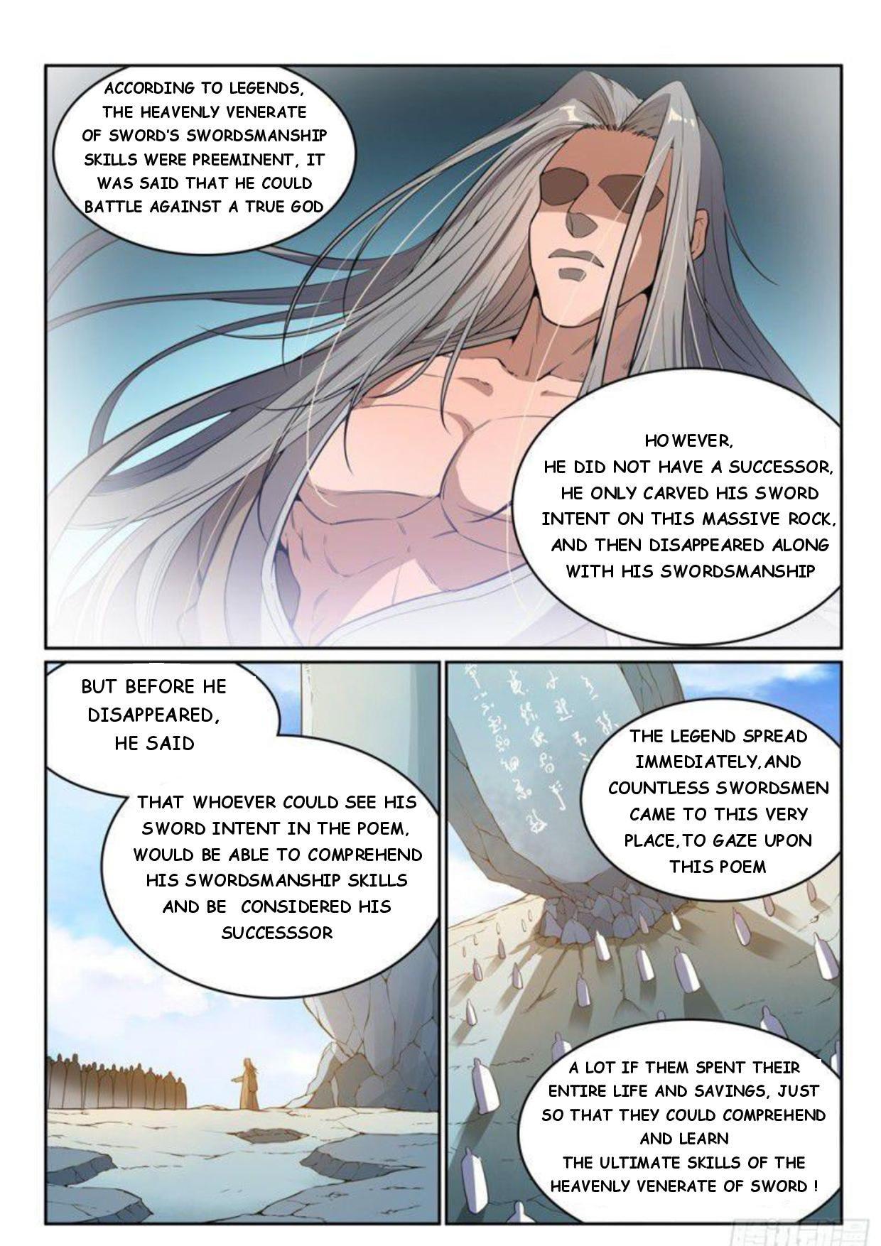 Manga Apotheosis - Chapter 523 Page 6